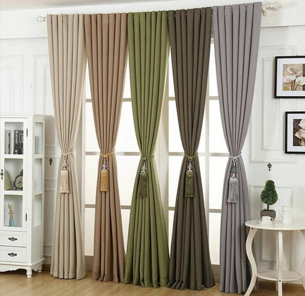 Where to buy curtains, drapes, living room curtains and window blinds in Lagos Nigeria